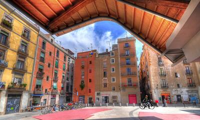 Els barris de Sant Pere i Santa Caterina