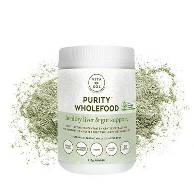 Vita Sol Purity Wholefood Powder