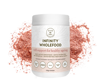 Vita Sol Infinity Wholefood Powder