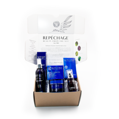 Hydra Blue Gift Set