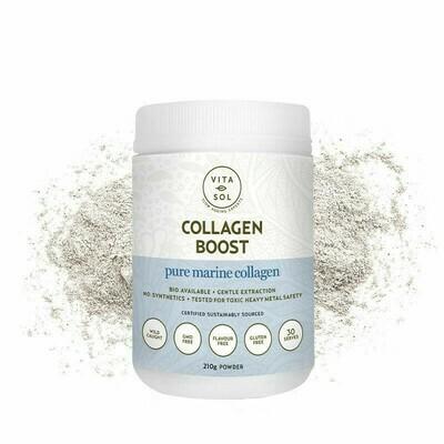 Vita-Sol Collagen Boost Powder