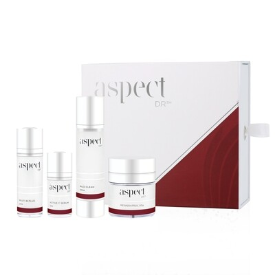 Aspect Dr Limited Edition Essential Skin Kit