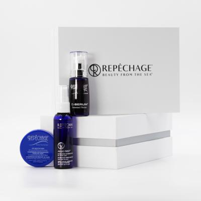 Repechage Hydra Blue Gift Set