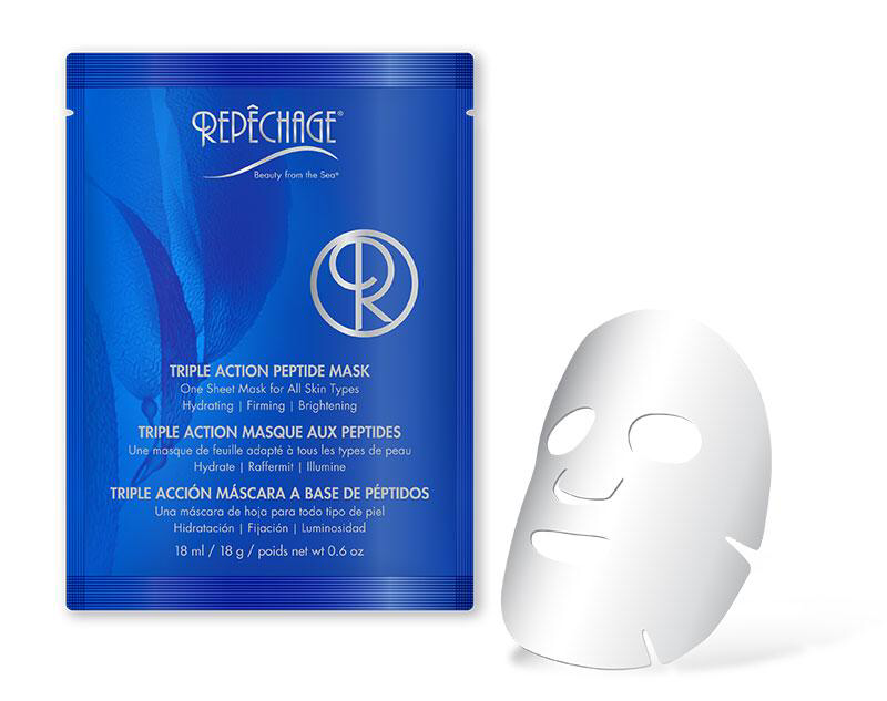 Repechage Triple Action Peptide Mask For All Skin Types