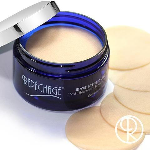 Repechage Eye Rescue Pads with Seaweed and Natural Tea Extracts