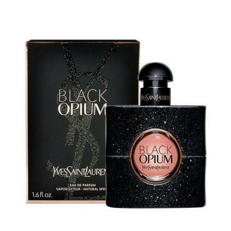 ПАРФЮМИРОВАННАЯ ВОДА YVES SAINT LAURENT BLACK OPIUM 100 ML (ORIGINAL)