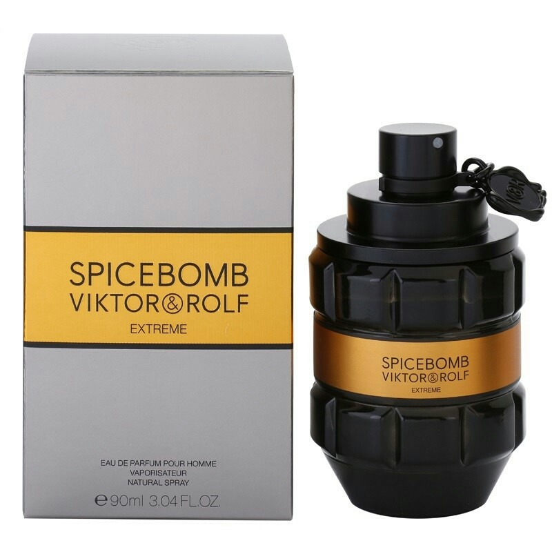 "TESTER VIKTOR AND ROLF ""SPICEBOMB EXTREME"" 90 ML"