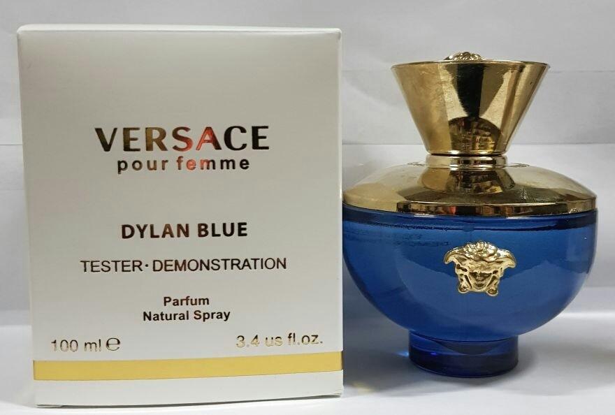 TESTER VERSACE DYLAN BLUE POUR FEMME 100 МЛ