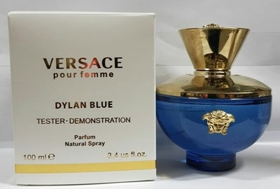 TESTER VERSACE DYLAN BLUE POUR FEMME 100 МЛ