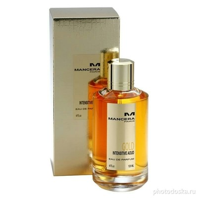 MANCERA INTENSITIVE AOUD GOLD 120 ML УНИСЕКС