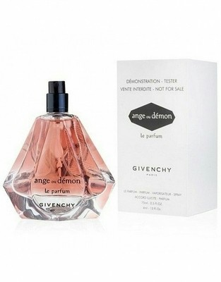 TESTER GIVENCHY ANGE OU DEMON LE PARFUM & ACCORD ILLICITE 75 ML