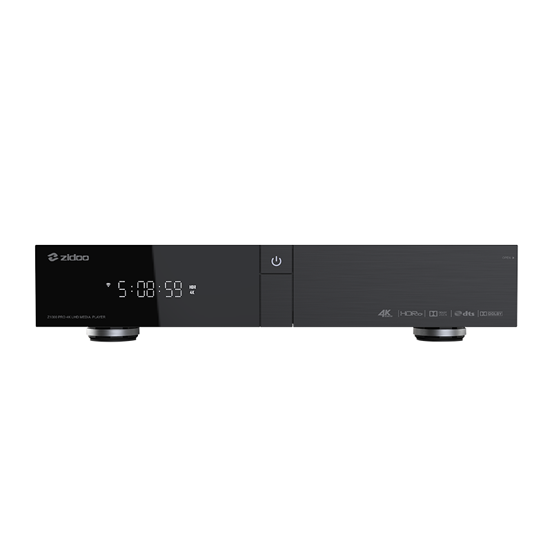 Zidoo Z1000  4K UHD Media player
