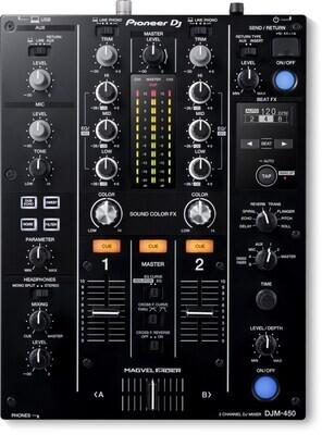PIONEER DJM-450 DJ MIXER