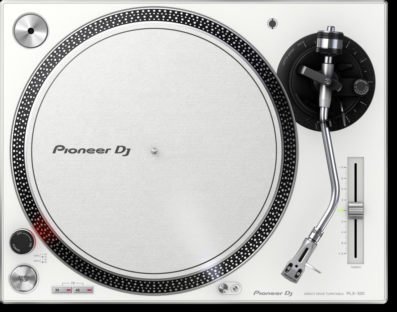 PIONEER PLX-500 DJ GRAMOFON