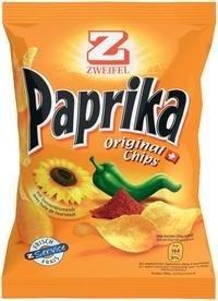 Paprika Chips Zweifel 30g