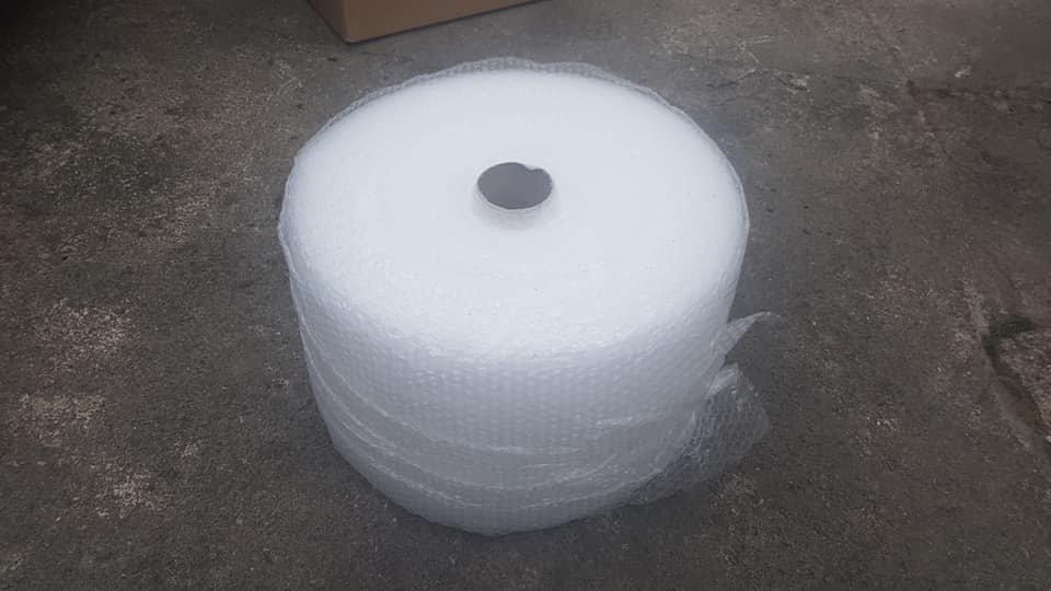 Giant Reel of bubblewrap