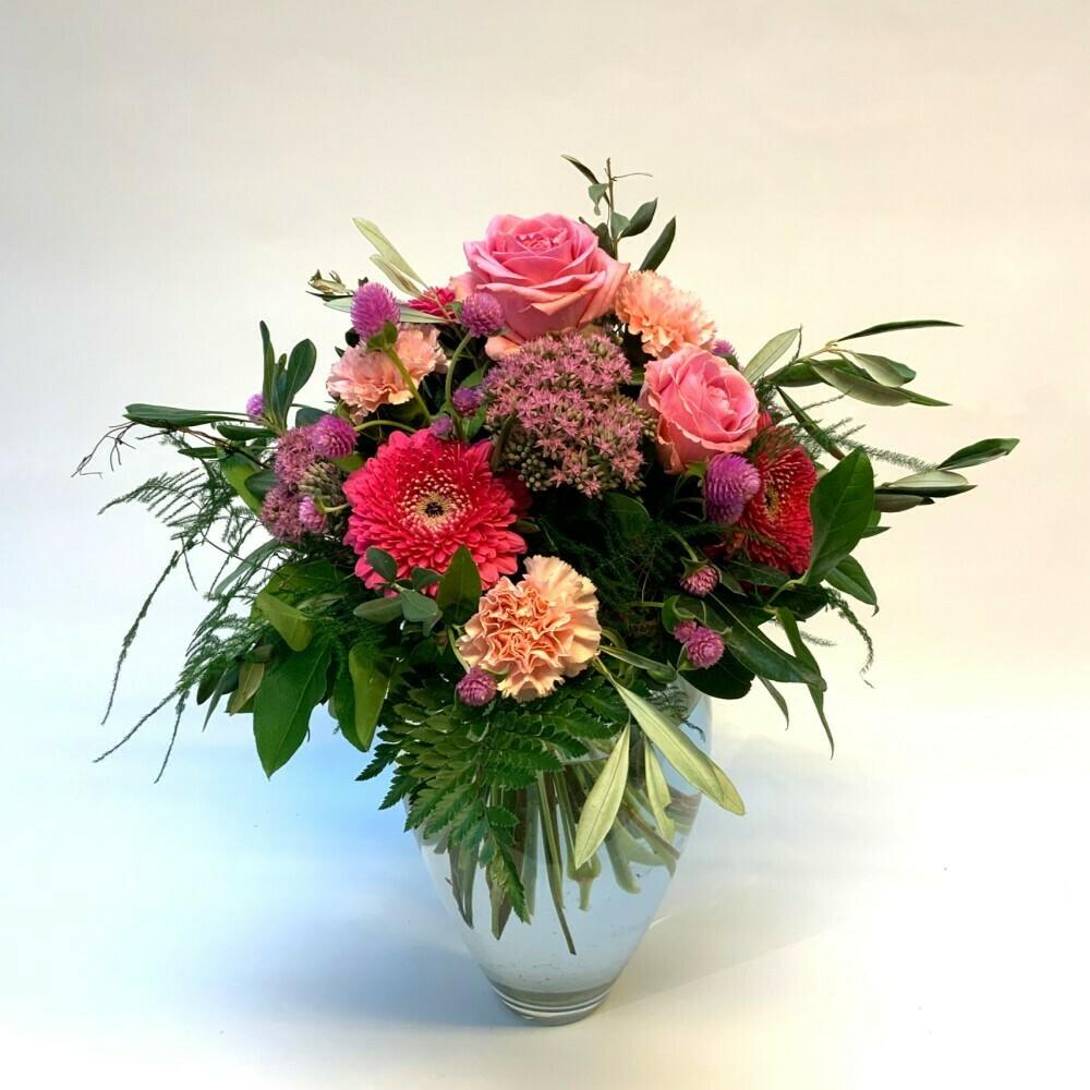 Blumenstrauss Pastell