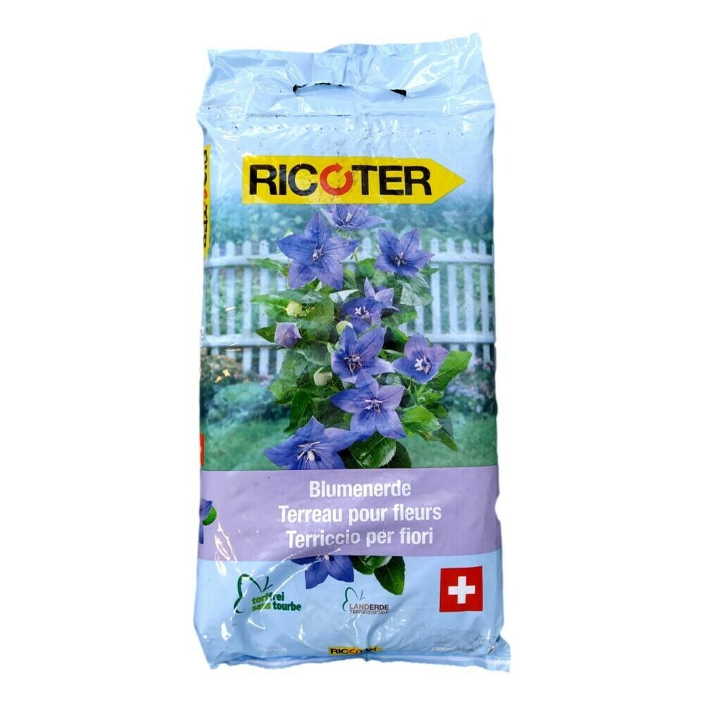 Ricoter Blumenerde 5Liter