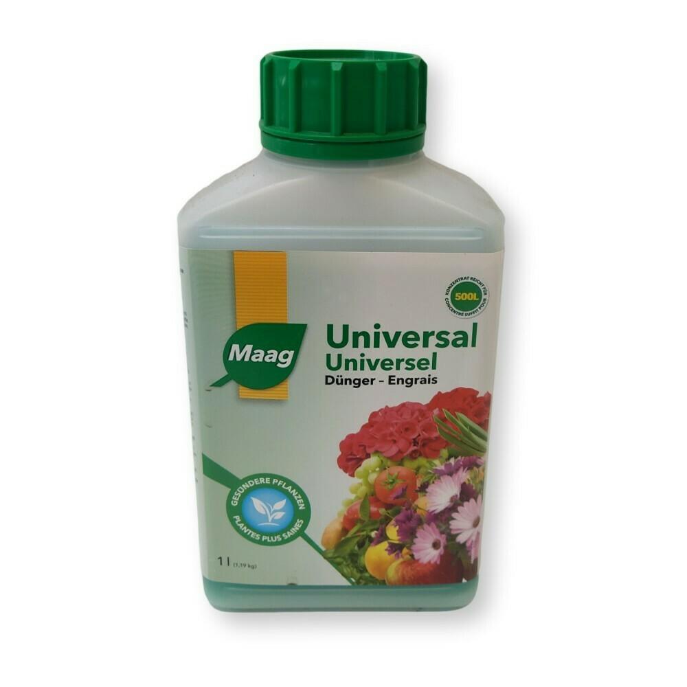 Universal Flüssigdünger 1Liter