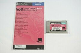 00N9653 - IBM 3Com 56K PCMCIA Modem