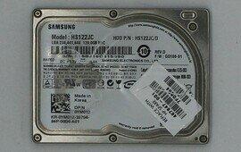 467847-001 - HP 120Gb 1.8 inch 5400rpm Zif Hard Disk Drive