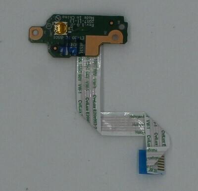 01YR507 - Lenovo ThinkPad T480 Power Button Card w/ Cable