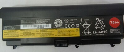 0A36303 - Lenovo ThinkPad Battery Li-Ion00 70++ 9 Cell 11.1v 8.4Ah 94Wh Sanyo