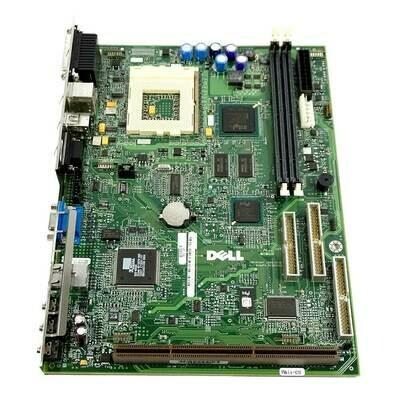002TR - Dell GX110 System Board w/o Sound
