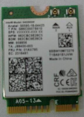01AX795 - Lenovo Dual Band (9462NGW) ABGN+AC Wireless Card