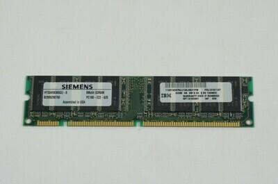 01K1147 - IBM 64Mb Np Sdram Dimm