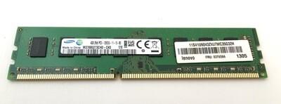 03T6566 - Lenovo ThinkCentre 4Gb PC3-12800U 2Rx8 Memory