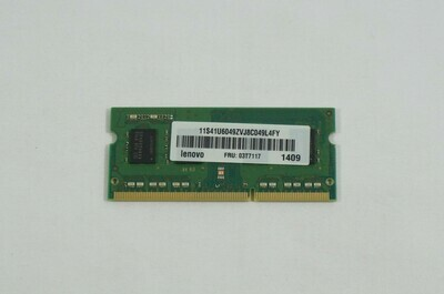 03T7117 - Lenovo ThinkCentre M53 4GB PC3-12800 DDR3L-12800 SODIMM Memory