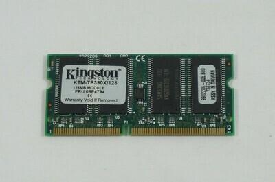 05P4794 - IBM 128Mb Dimm TPIII90/240 Kingston