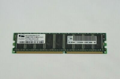 06P4060 - IBM 256Mb PC2700 ddr Dimm XSeries 206