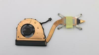 01HW757 - Lenovo ThinkPad YOGA 370 HeatSink & FAN