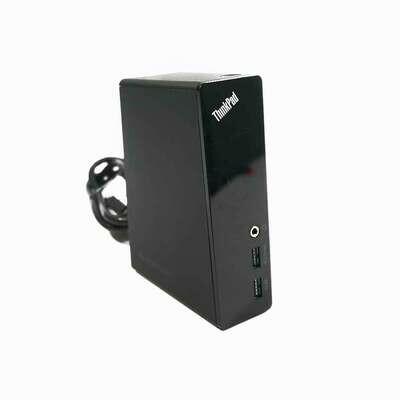 03X6777 - Lenovo ThinkPad Basic USB 3.0 Docking Station Port Replicator
