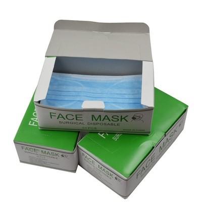 [generic] One Layer Blue Mask (50pcs/Box, Super Thin)