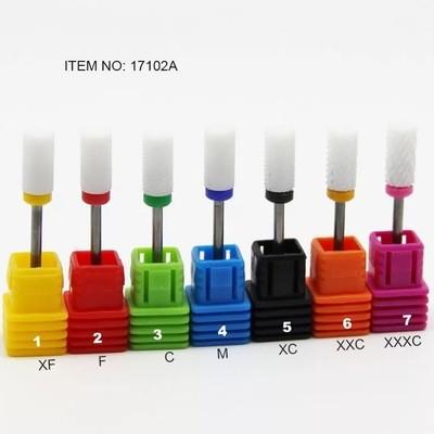 [Present] Ceramic Nail Drill Bit (XF/F/M/C/XC/XXC/XXXC)