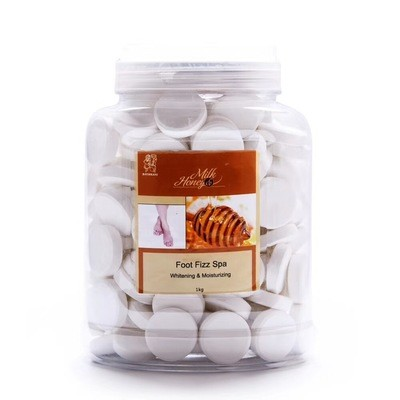 [generic] Foot Fizz Spa (Honey&Milk) (Around 300pcs)