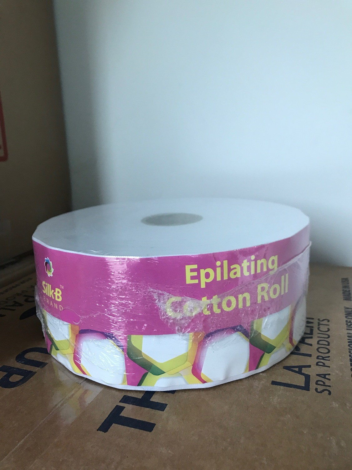 [generic] Natural Waxing Cotton Roll (100 Yards)