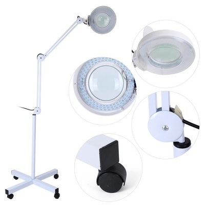 [generic] Floor Stand 8X Magnifying LED Floor Lamp