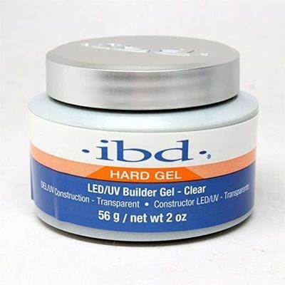 [ibd] UV/LED Builder Gel (clear/white/pink)(2oz/8oz)
