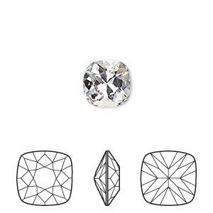 [SWAROVSKI] Fancy stone 4470* 4pcs