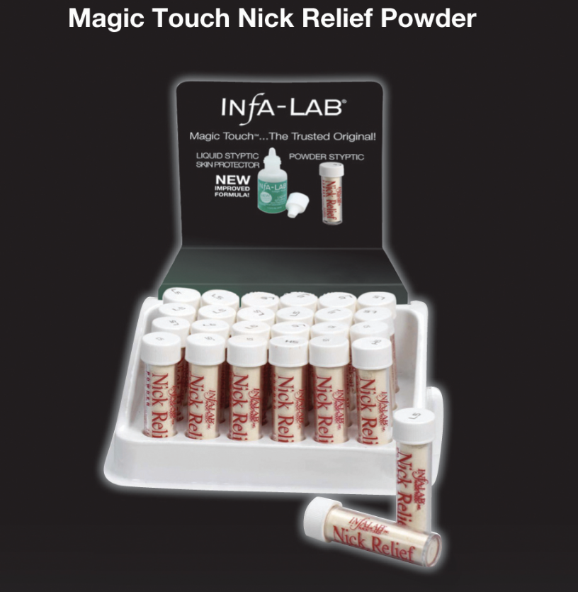 [Infa-Lab] Nick Relief Styptic Powder