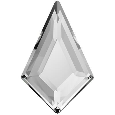 [SWAROVSKI] 2771  Kite Flat Back Crystal (6.4x4.2 mm) (24pcs)