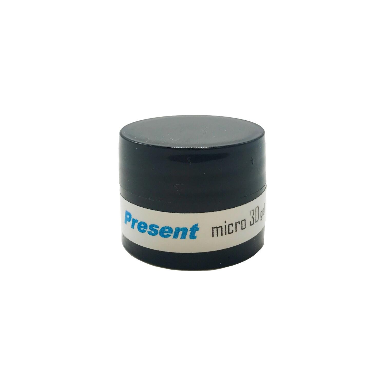 [Present] Micro 3D Gel