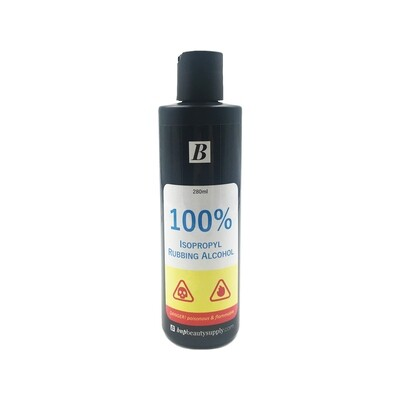 [generic] 100% Isopropyl Rubbing Alcohol (280ml)