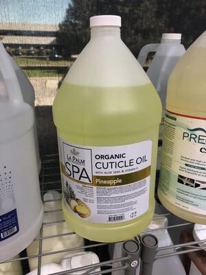 [La Palm] Organic Cuticle Oil (Pineapple) (4L)