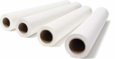 "[generic] Exam Table Paper Smooth (18"" X 125') (Pack of 12)"