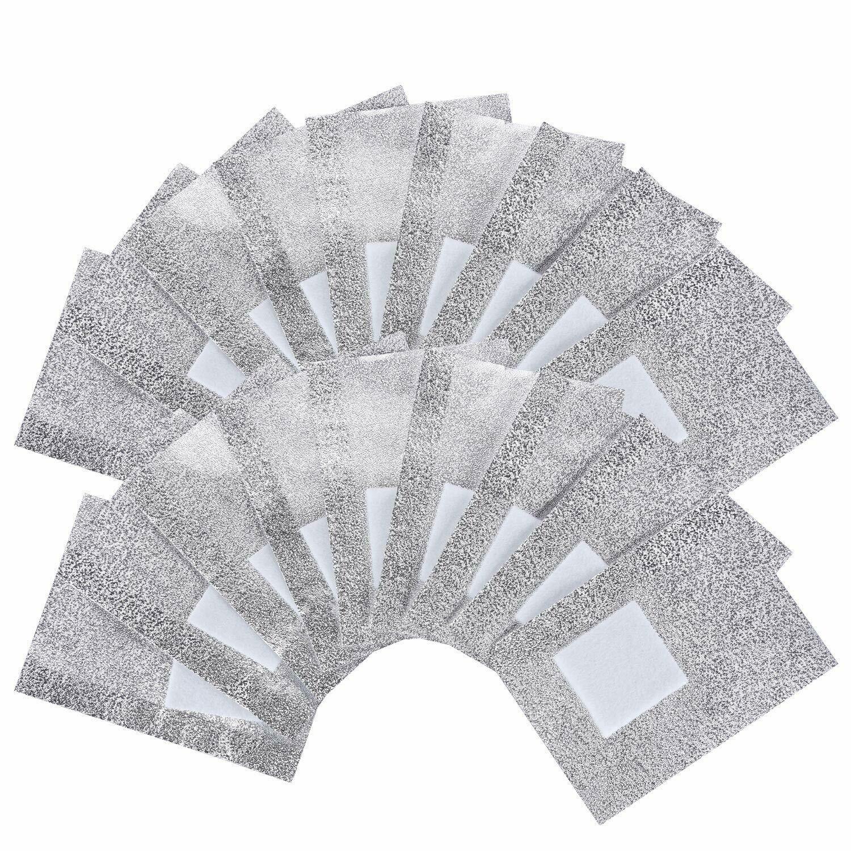 [bnp] soak off foil warp cotton pad